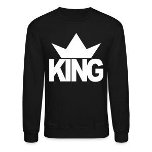 King - Crewneck Sweatshirt