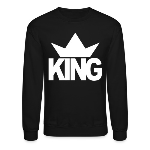 King - Crewneck Sweatshirt