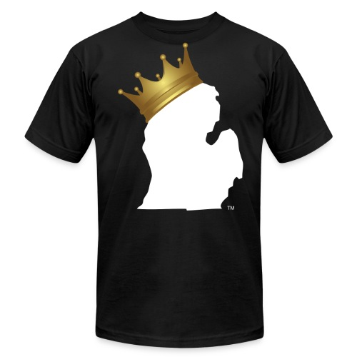 King of the Map American Apparel Tee - Mens - Men's Fine Jersey T-Shirt