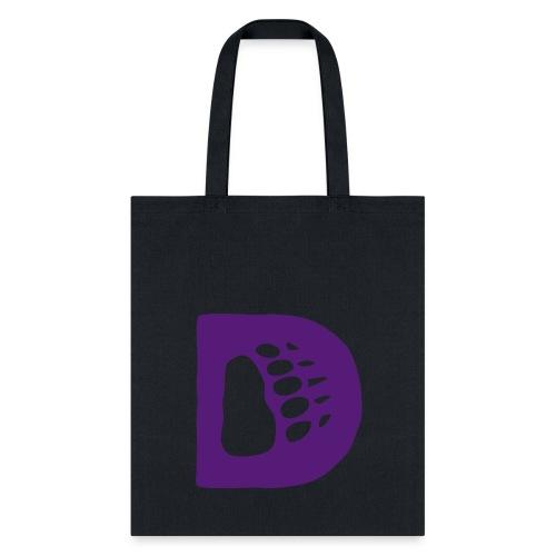 The Disney Bears Tote Bag -D Logo - Tote Bag