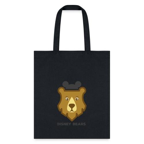 The Disney Bears Tote Bag - Tote Bag