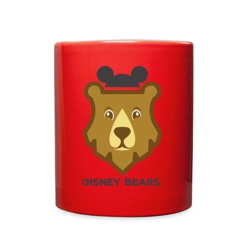 Disney Bears Full Color Mug - Full Color Mug