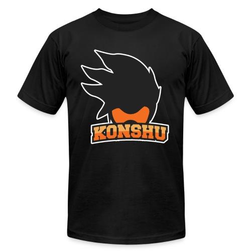 Konshu OW Logo Shirt - Men's Fine Jersey T-Shirt