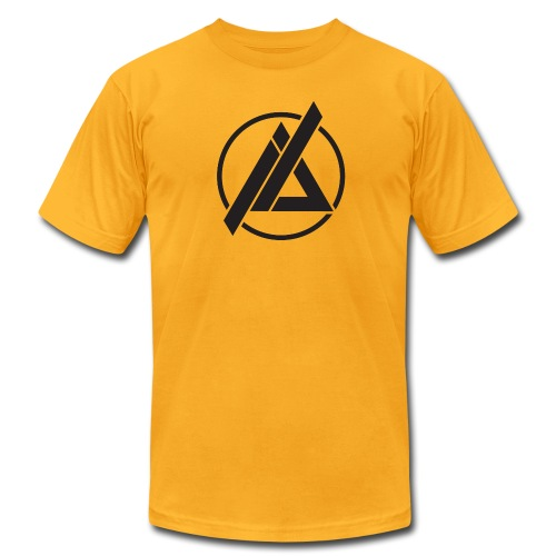 IRON ASSASSIN HERO T-SHIRT  - Men's Fine Jersey T-Shirt