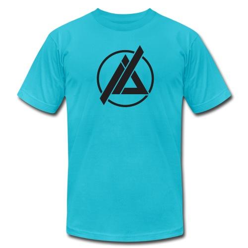 IRON ASSASSIN HERO T-SHIRT  - Men's Fine Jersey T-Shirt