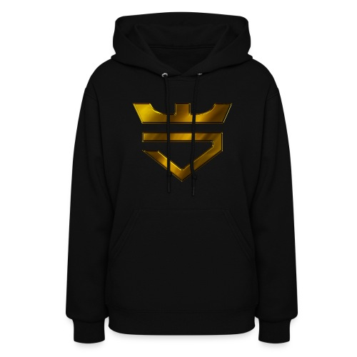 Snipor -Gold Women Hoodie 125k Limited Edition - Women's Hoodie