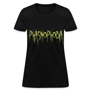 Phasmophobia   T-Shirt F - Women's T-Shirt