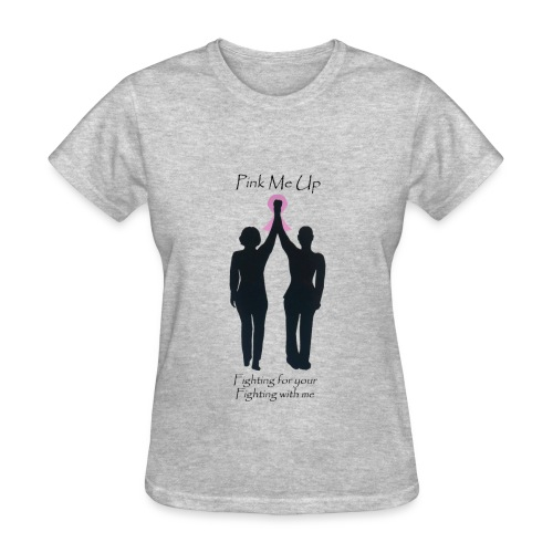 PInk Me Up  - Women's T-Shirt