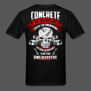 Concrete Worker 05 - Men's T-Shirt