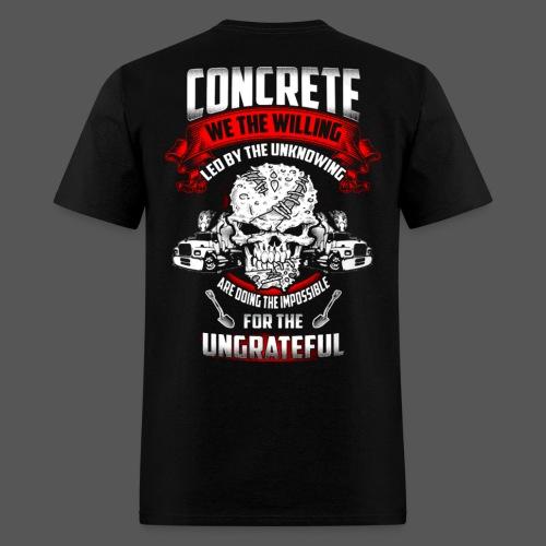 Concrete Worker 05 - Men's T-Shirt