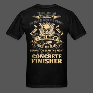 Concrete Worker 07 - Men's T-Shirt