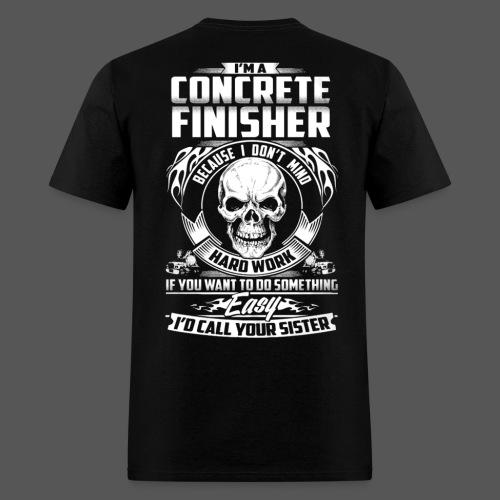 Concrete Worker 06 - Men's T-Shirt