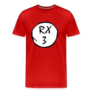 RX 3 - Men's - Men's Premium T-Shirt