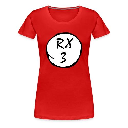 RX 3 - Women's - Women's Premium T-Shirt