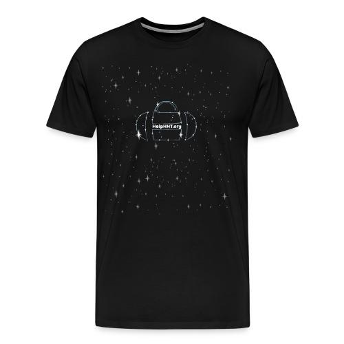 HHT Constellation Men's Premium Tee - Men's Premium T-Shirt