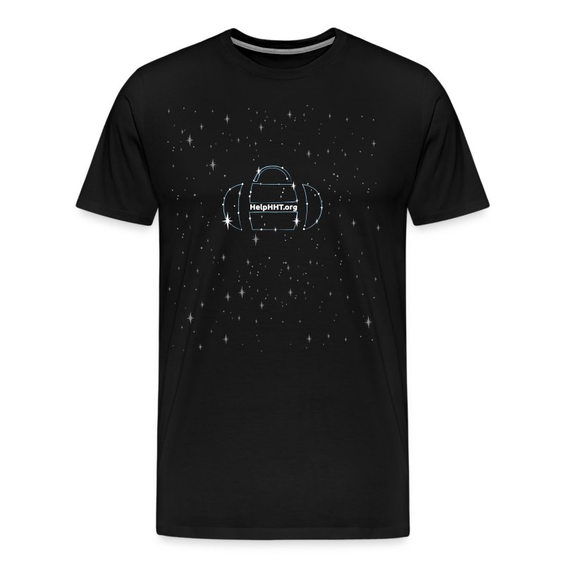 HHT Constellation Men's Premium Tee - Men's Premium T-Shirt