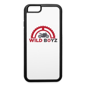 WildBoyz Phone Case - iPhone 6/6s Rubber Case