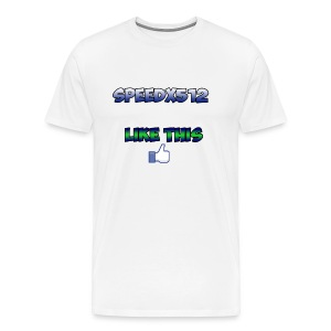 Speedx512 LIKE THIS - Men's Premium T-Shirt
