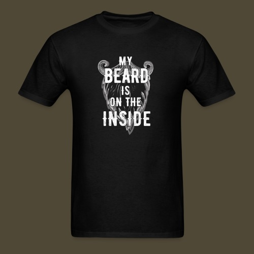 Inner Beard - Men's T-Shirt