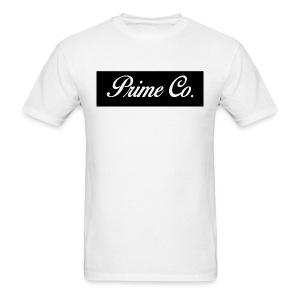 Prime Co. Main Logo - Men's T-Shirt