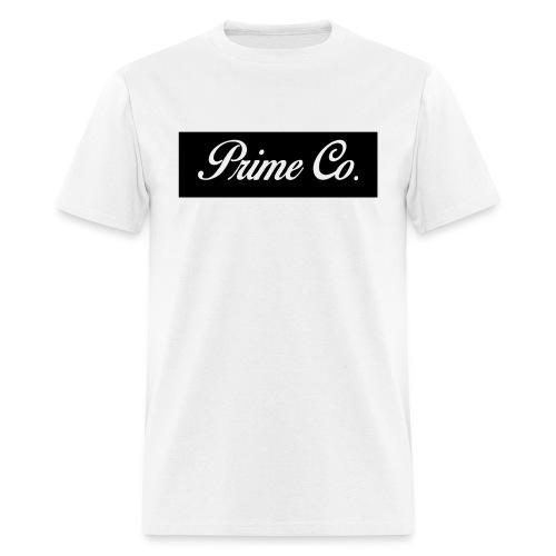 Prime Co. Main Logo - Men's T-Shirt