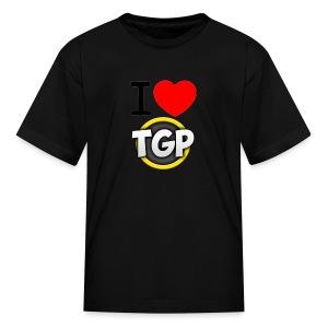 I Love TGP  Kid's Standard T-Shirt - Kids' T-Shirt
