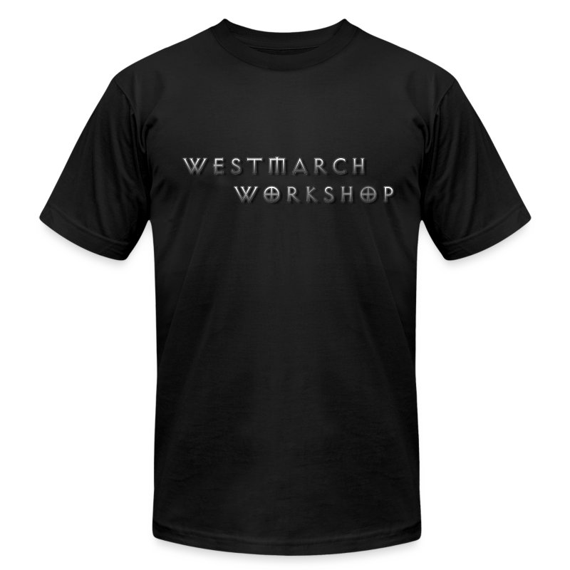Westmarch Workshop Men's - Men's T-Shirt by American Apparel