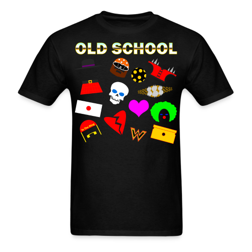 Old School In The Ring T-Shirt - Men's T-Shirt