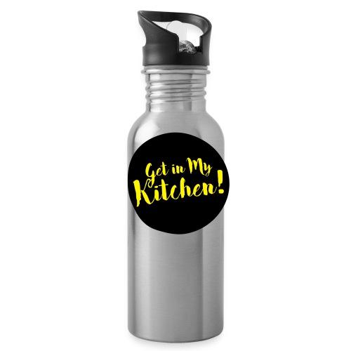 GiMK Logo Water Bottle - Water Bottle