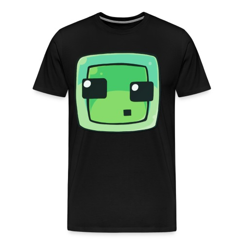 Minecraft Slime Tee - Men's Premium T-Shirt