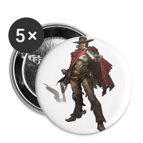 RSVG MCREE Button - Large Buttons