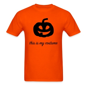 This is my Costume - Men's T-Shirt