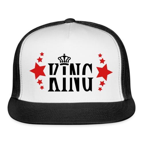 King Hat - Trucker Cap