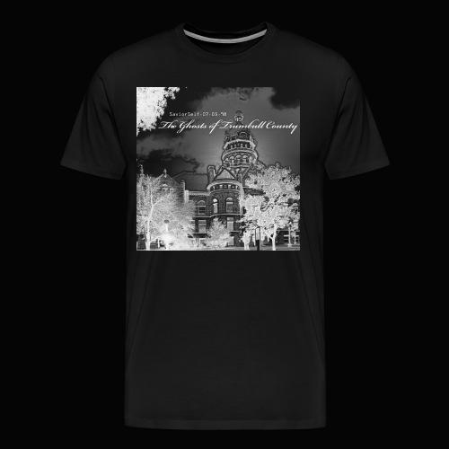 The Ghosts of Trumbull County Men's T-Shirt - Men's Premium T-Shirt