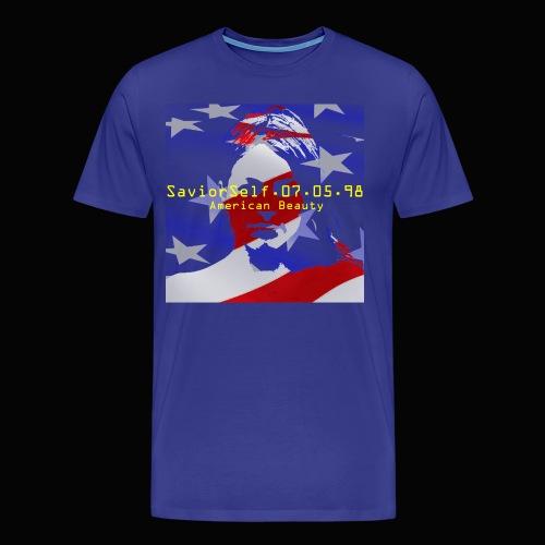 American Beauty Men's T-Shirt - Men's Premium T-Shirt