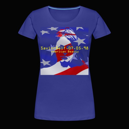 American Beauty Women's T-Shirt - Women's Premium T-Shirt