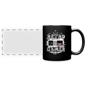 Retro Gamer - Full Color Panoramic Mug