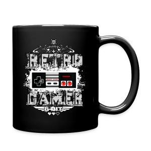 Retro Gamer - Full Color Mug
