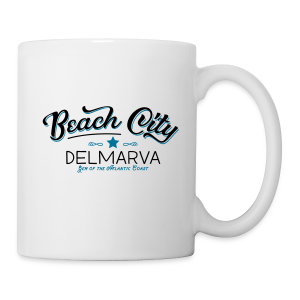Beach City Souvenir Mug - Coffee/Tea Mug