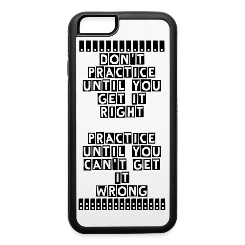 iPhone 6 case - iPhone 6/6s Rubber Case
