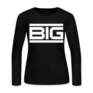 Big - Women's Long Sleeve Jersey T-Shirt