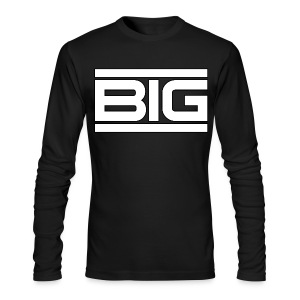 Big - Men's Long Sleeve T-Shirt by Next Level