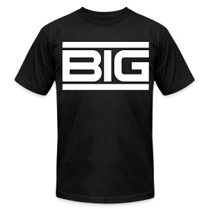 Big - Men's T-Shirt by American Apparel