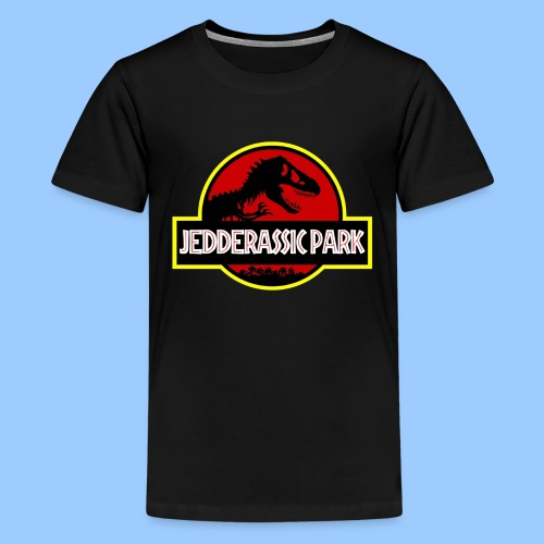 Kid's Jedderassic Park T-Shirt - Kids' Premium T-Shirt