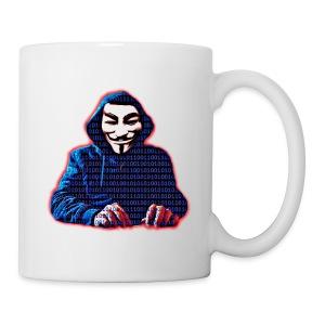 Masked Patriot Sipper - Coffee/Tea Mug