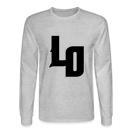 Mens Long Sleeve T-Shirt - Men's Long Sleeve T-Shirt