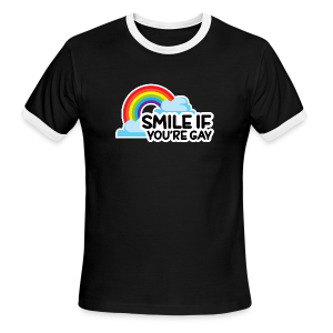 Smile If You're Gay LGBT