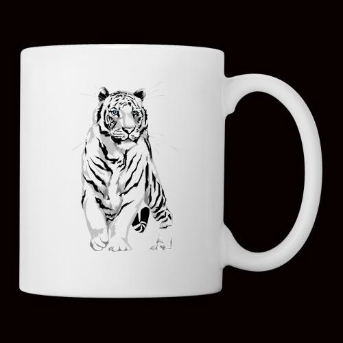 White Tiger - Coffee/Tea Mug