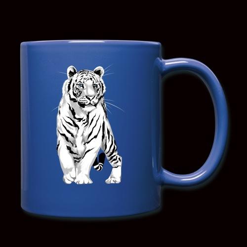 White Tiger - Full Color Mug