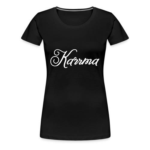 Classic T Womens Premium - Women's Premium T-Shirt